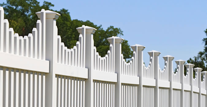 Fence Painting in Arlington Exterior Painting in Arlington