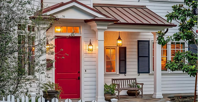 Exterior High Quality Painting Arlington Door painting in Arlington
