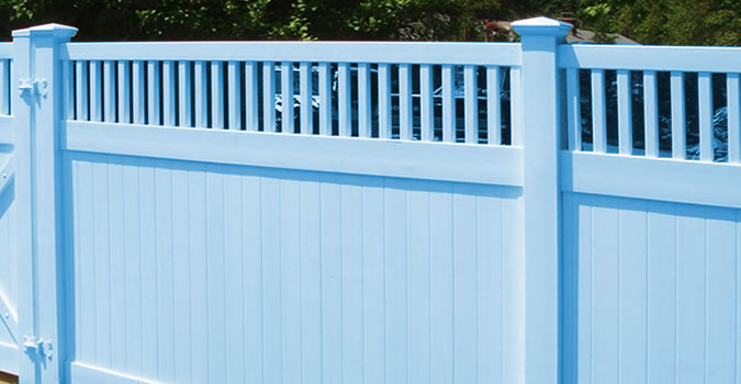 Painting on fences decks exterior painting in general Arlington